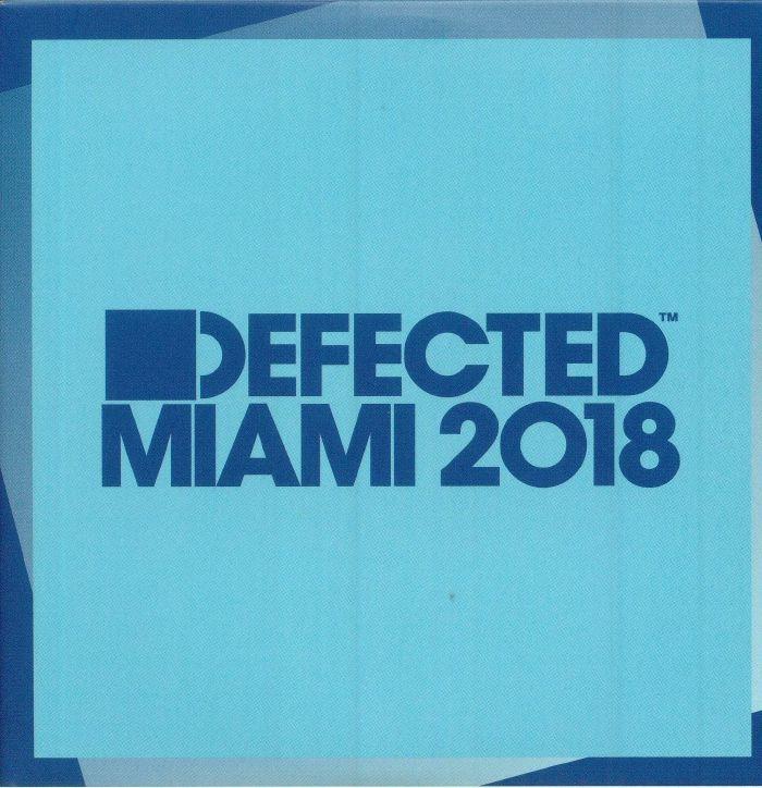 VARIOUS - Defected Miami 2018