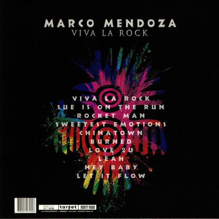 MENDOZA, Marco - Viva La Rock