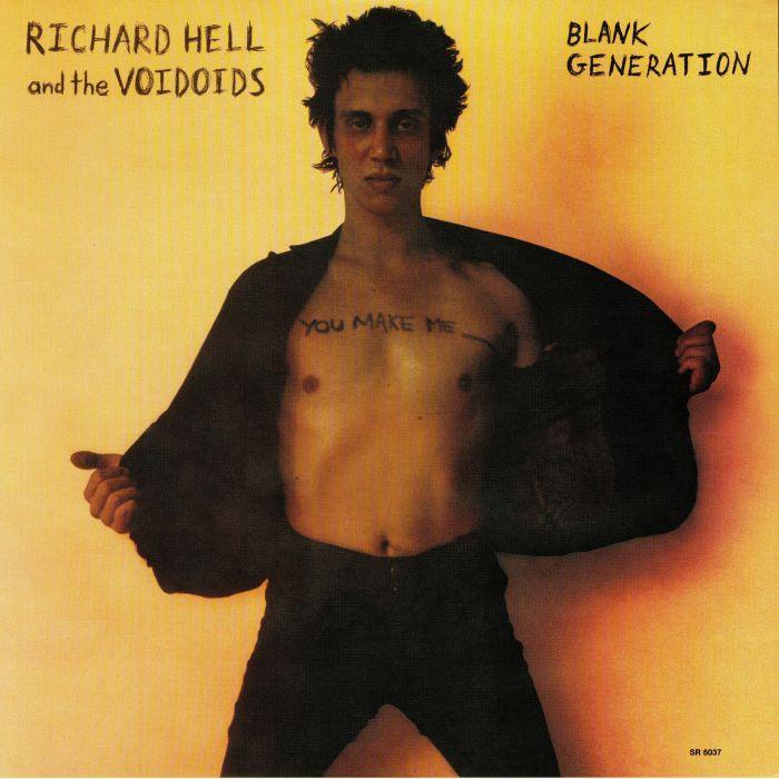 HELL, Richard & THE VOIDOIDS - Blank Generation