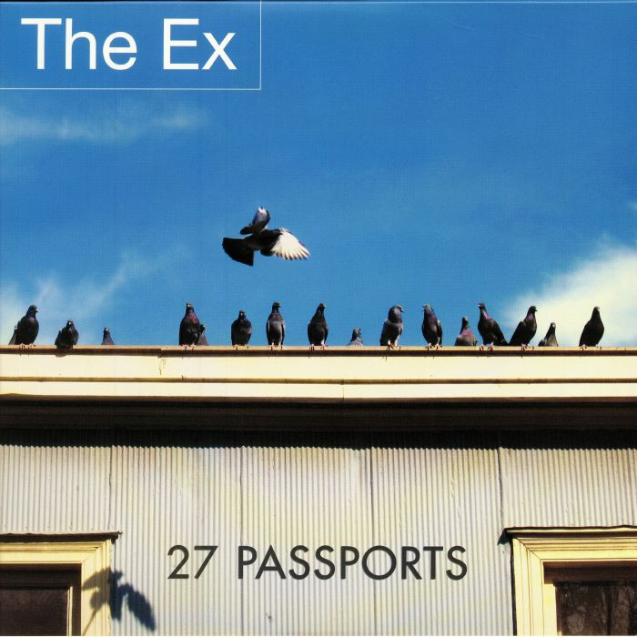 Image result for The Ex - 27 Passports (Ex Records) $17.99