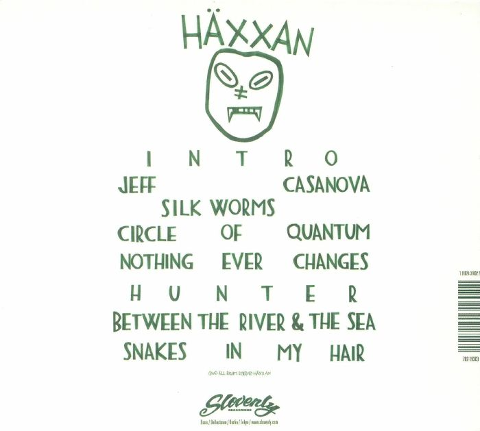 HAXXAN - The Magnificent Planet Of Alien Vampiro II