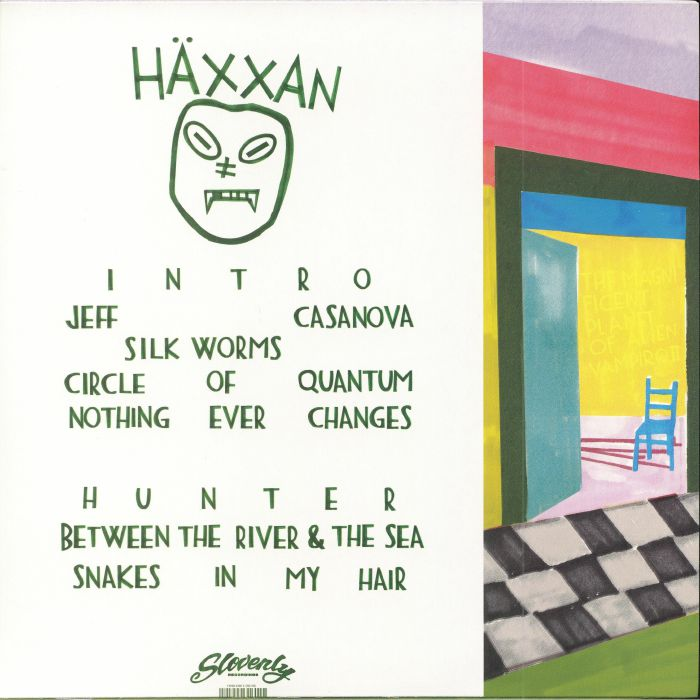 HAXXAN - The Magnificent Planet Of Alien Vampiro II