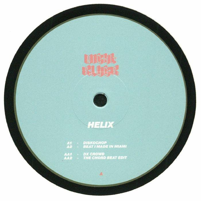 HELIX - Greatest Hits Vol 1 Sampler