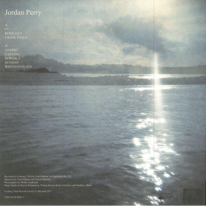 PERRY, Jordan - Jordan Perry