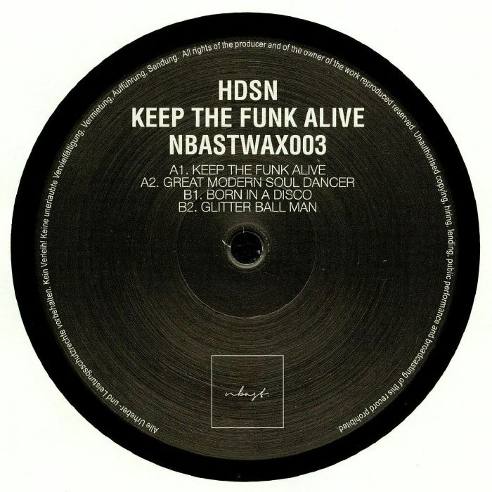 HDSN - Keep The Funk Alive