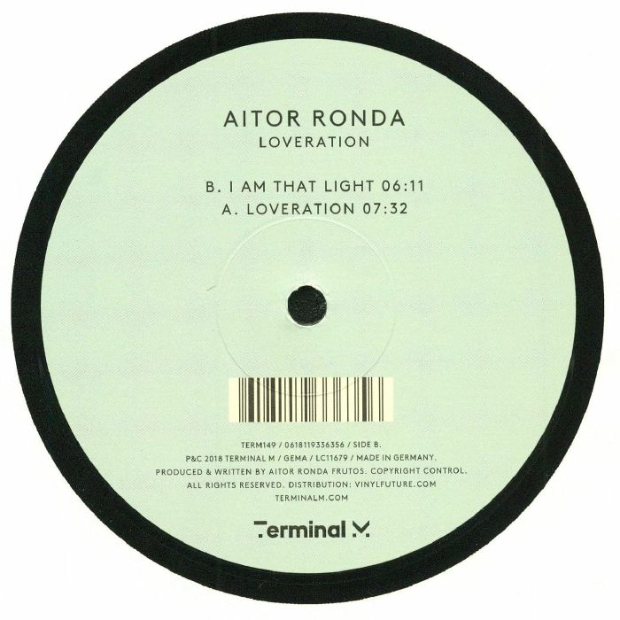 RONDA, Aitor - Loveration
