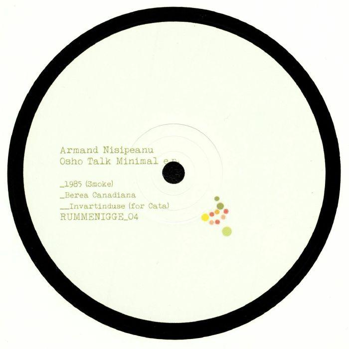 NISIPEANU, Armand - Osho Talk Minimal EP