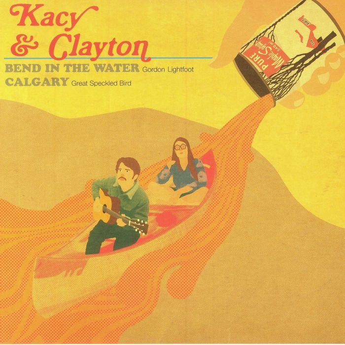 KACY & CLAYTON - Aquarium Drunkard's Lagniappe Session