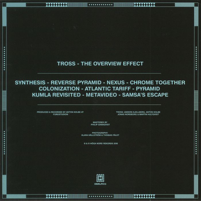 TROSS - The Overview Effect