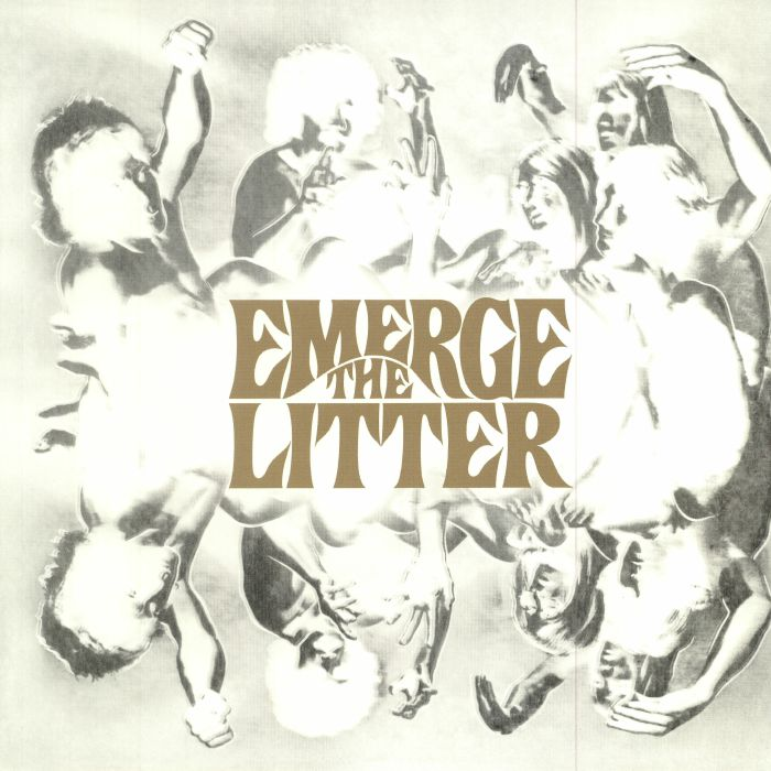 LITTER, The - Emerge (reissue)