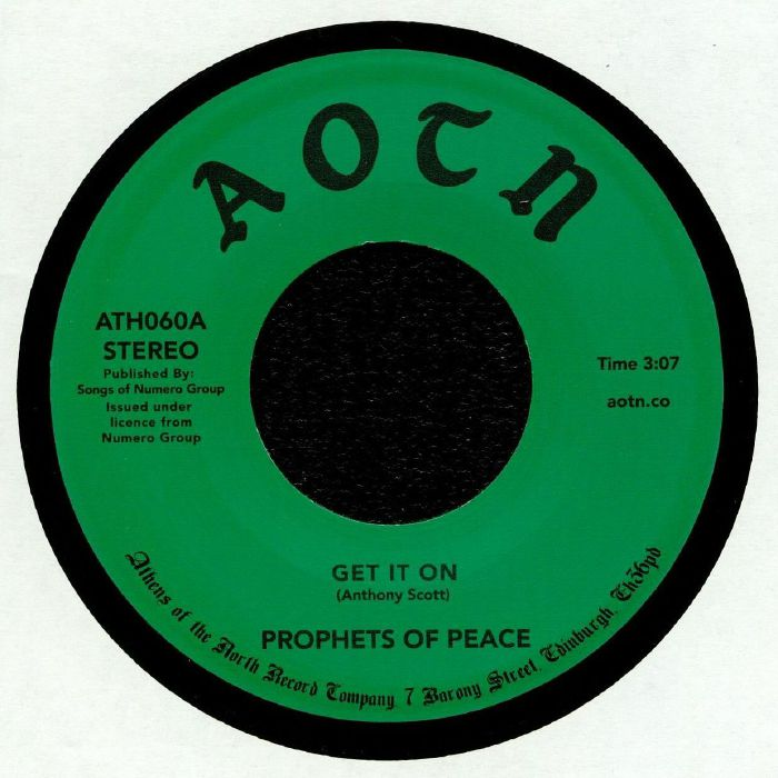 PROPHETS OF PEACE - Get It On