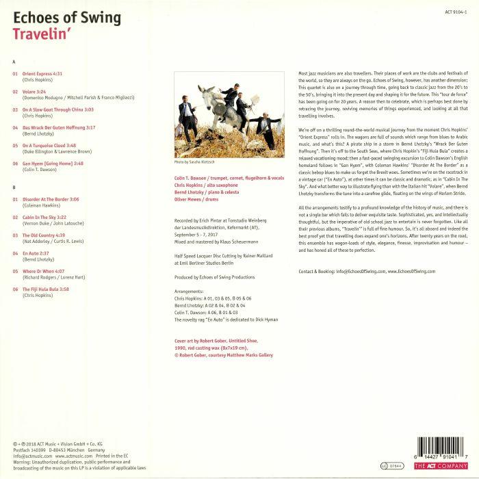 ECHOES OF SWING - Travelin'