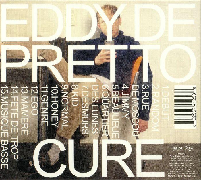 DE PRETTO, Eddy - Cure