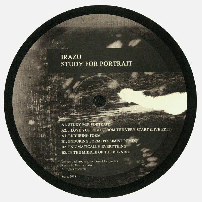 IRAZU - Study For Portrait