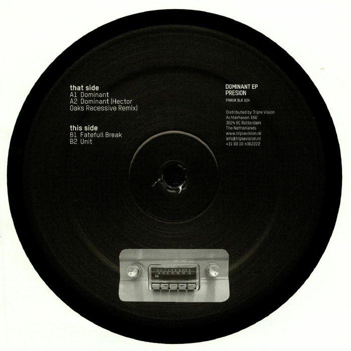 PRESION - Dominant EP