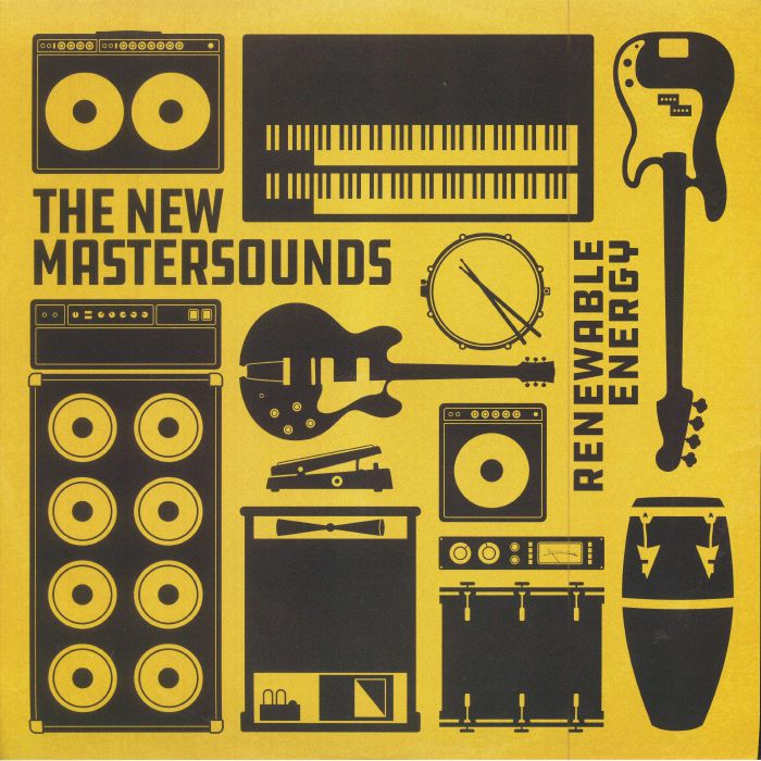 NEW MASTERSOUNDS, The - Renewable Energy