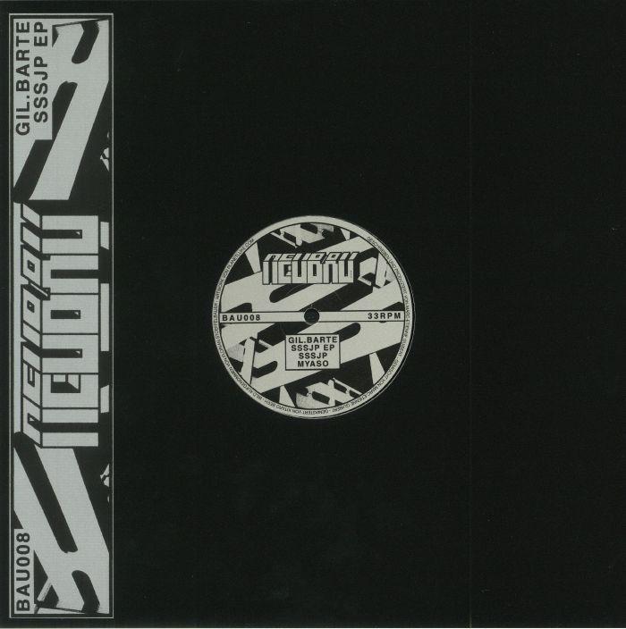 GIL BARTE - Sssjp EP
