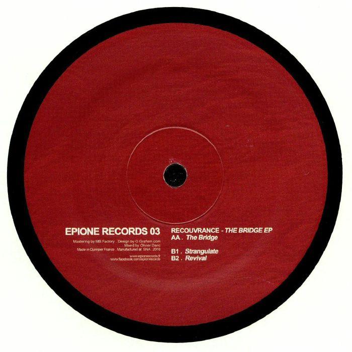 RECOUVRANCE - The Bridge EP