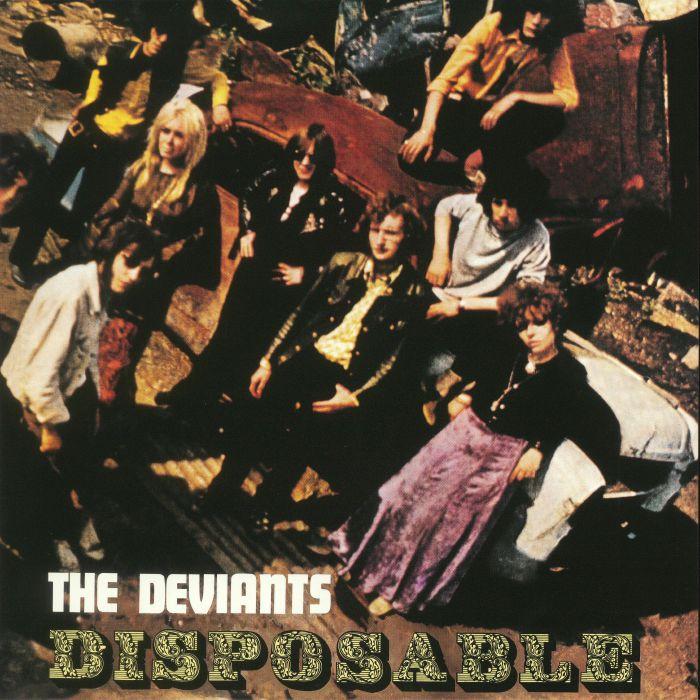 DEVIANTS, The - Disposable