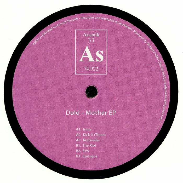 DOLD - Mother EP