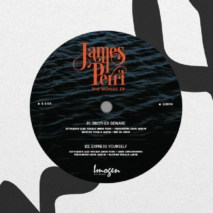 PERRI, James - The Moods EP