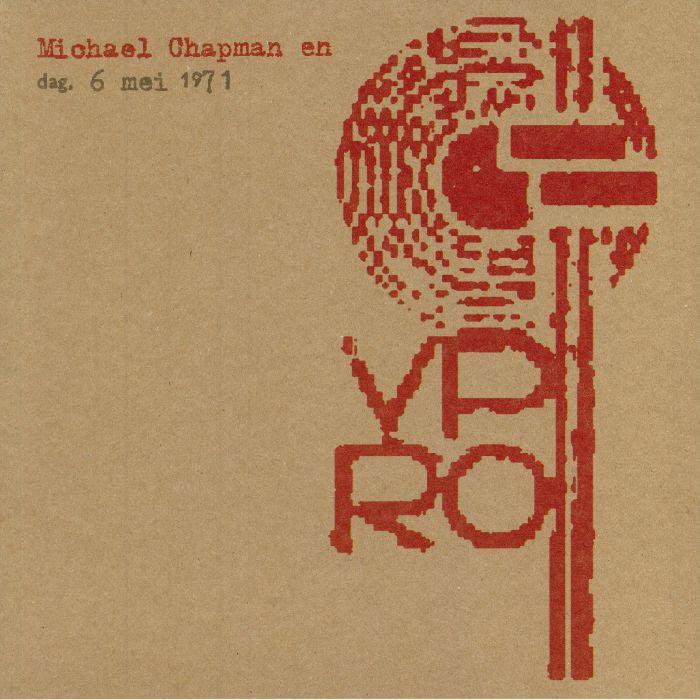 CHAPMAN, Michael - VPRO Dag 6 Mei 1971