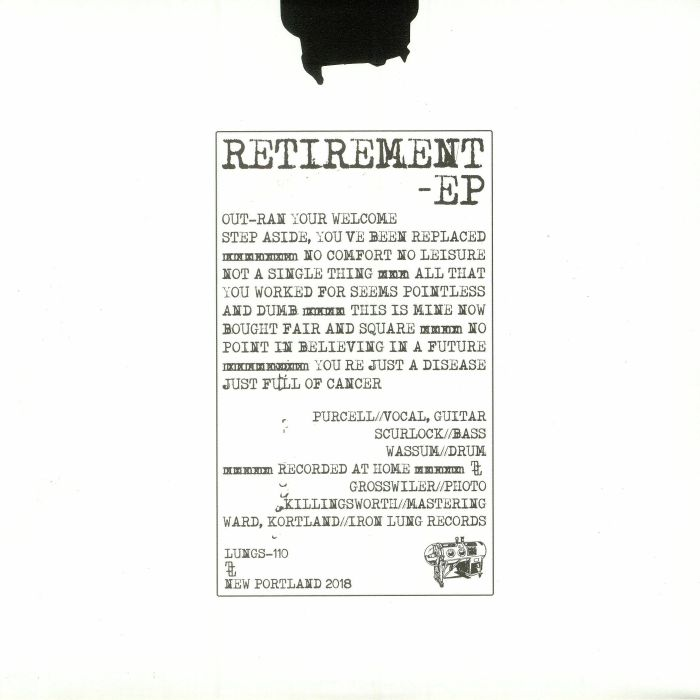RETIREMENT - Retirement
