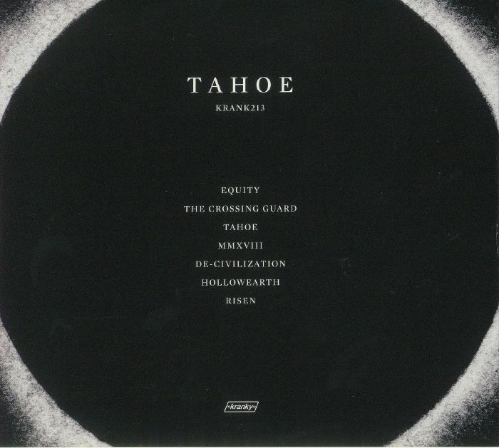DEDEKIND CUT - Tahoe