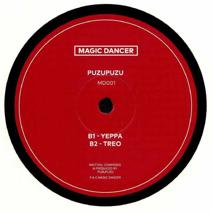 PUZUPUZU - Red Ring EP