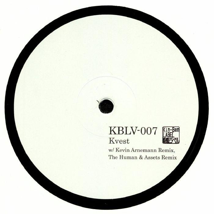 KVEST - KBLV 007