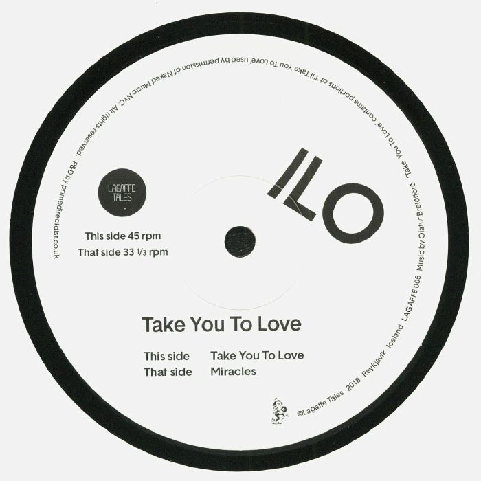 ILO - Take You To Love