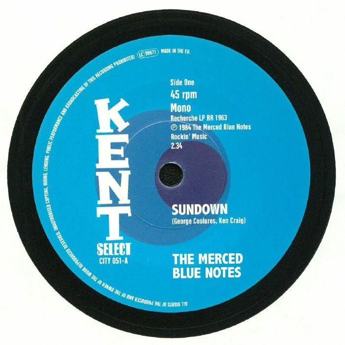 MERCED BLUE NOTES, The - Sundown