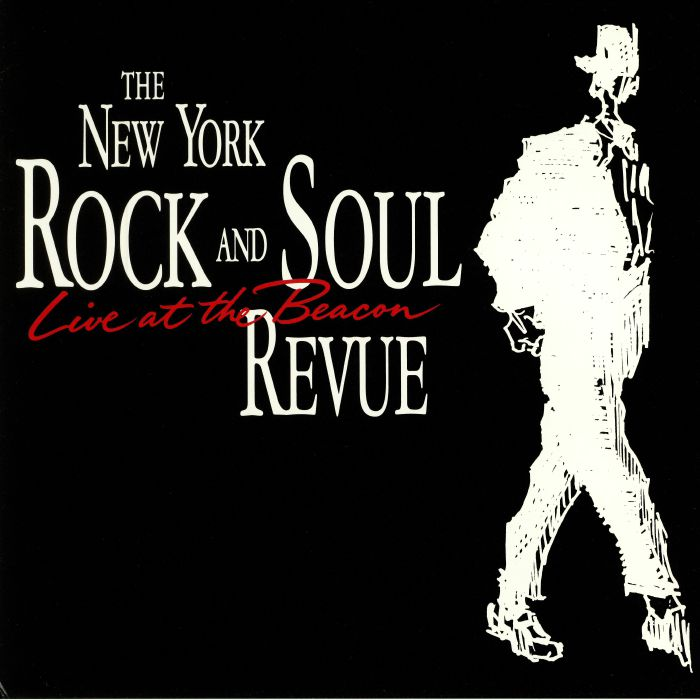 NEW YORK ROCK & SOUL REVUE, The - Live At The Beacon