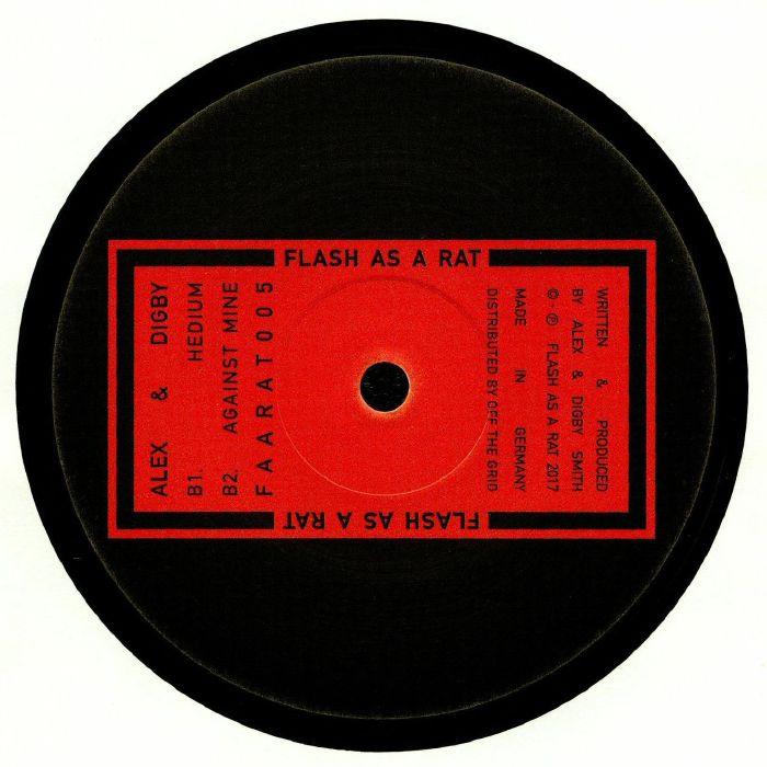ALEX & DIGBY - FAARAT 005