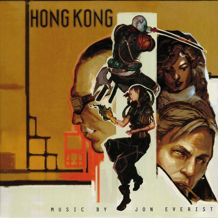 EVERIST, Jon - Shadowrun: Hong Kong (Soundtrack)