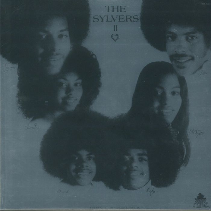 SYLVERS, The - The Sylvers II (reissue)