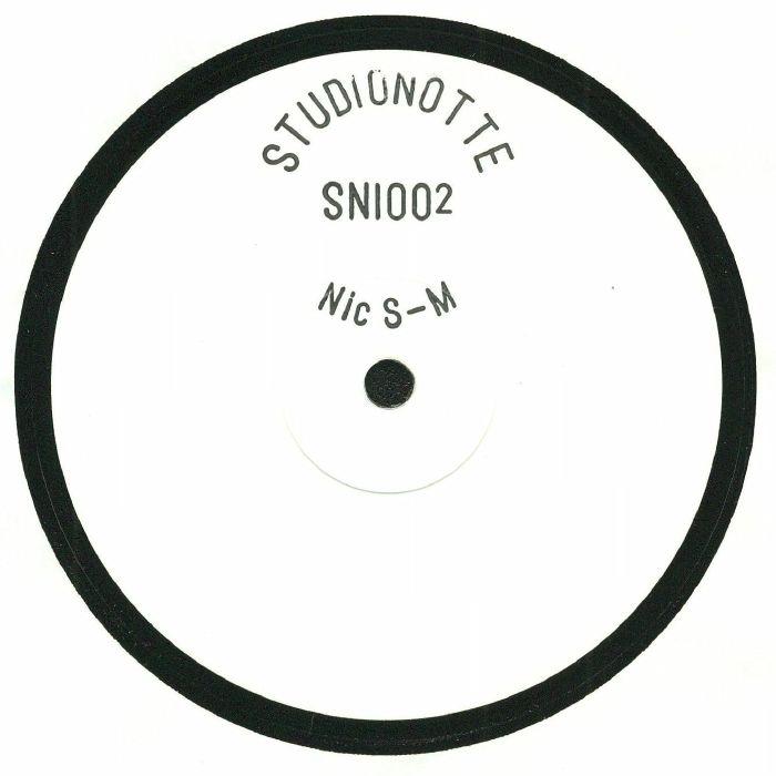 NIC S M - SNI 002