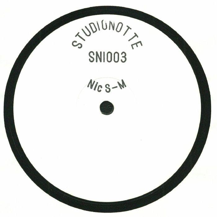 NIC S M - SNI 003