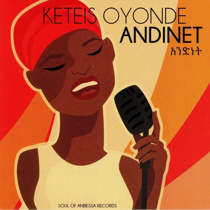 OYONDE, Keteis - Andinet