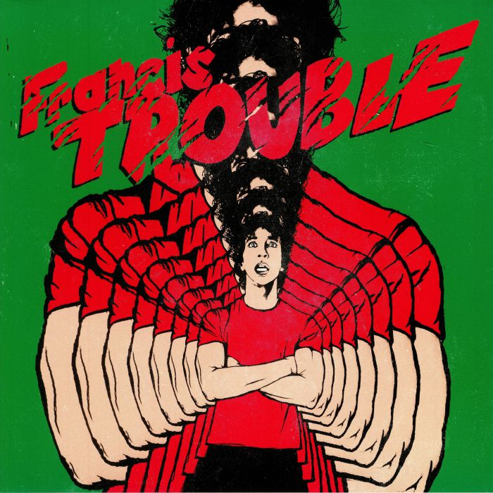 HAMMOND, Albert Jr - Francis Trouble Vol 1