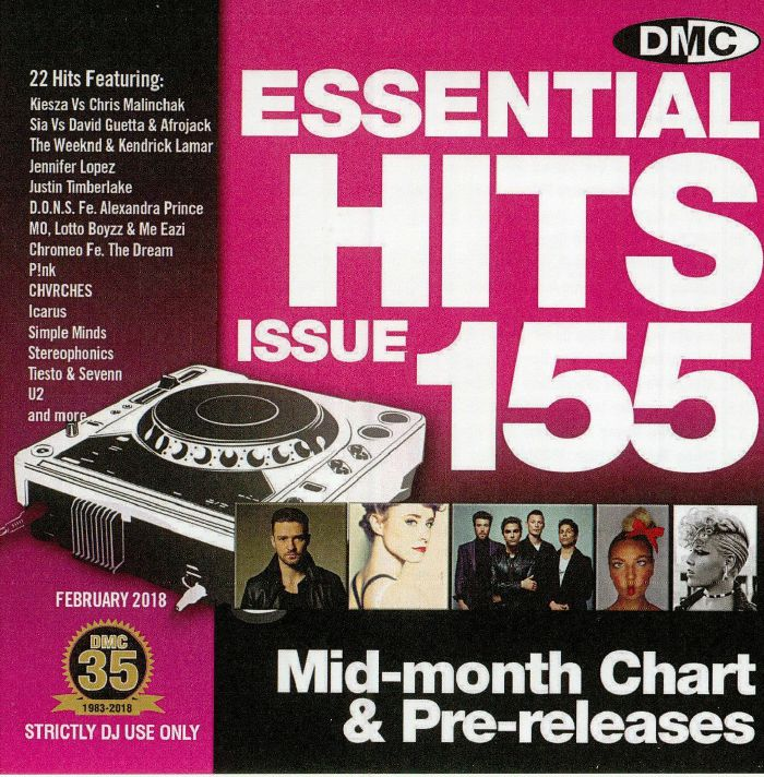 VARIOUS - DMC Essential Hits 155 (Strictly DJ only)