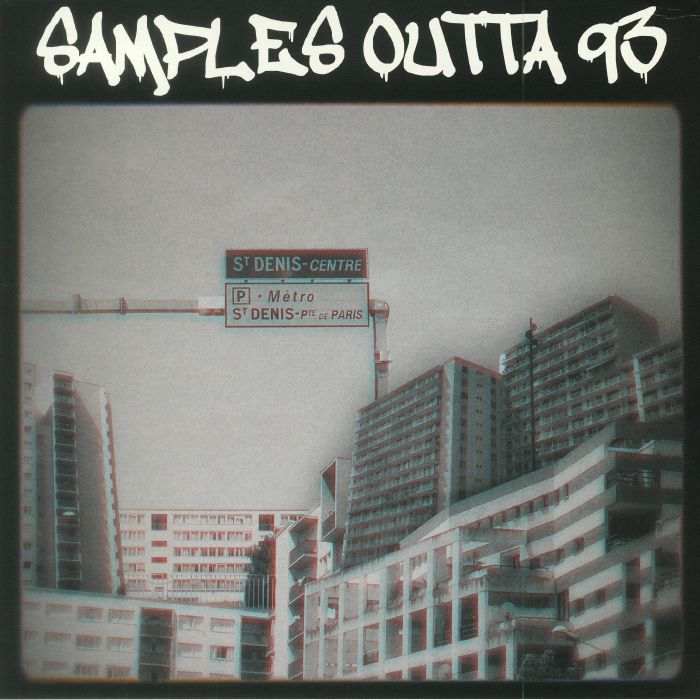 VARIOUS - Samples Outta 93