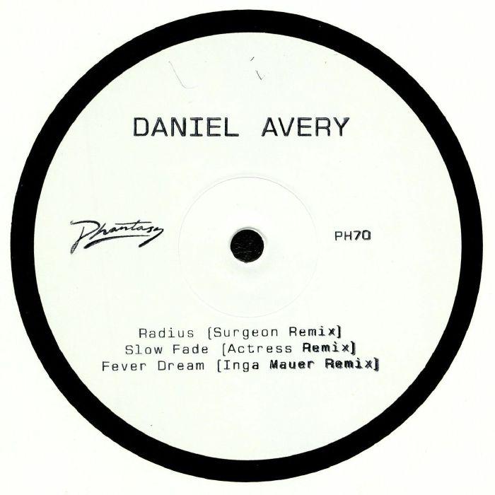 AVERY, Daniel - Slow Fade (remixes)