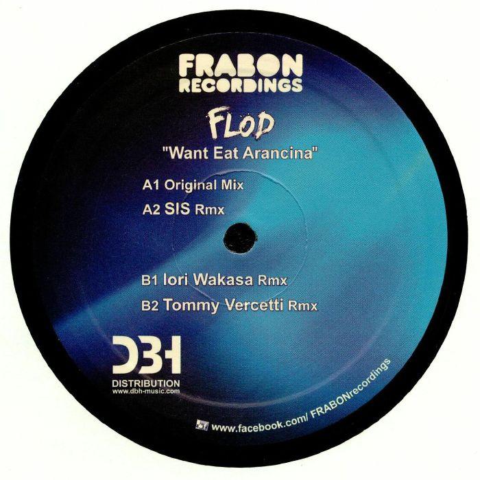 FLOD aka FLAVIO LODETTI - Want Eat Arancina