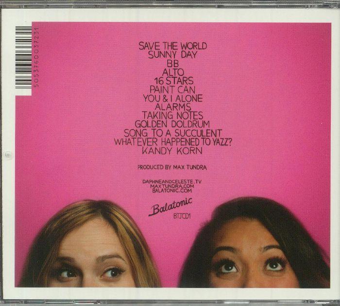 DAPHNE & CELESTE - Daphne & Celeste Save The World