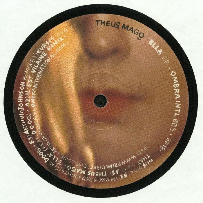 THEUS MAGO - Ella EP