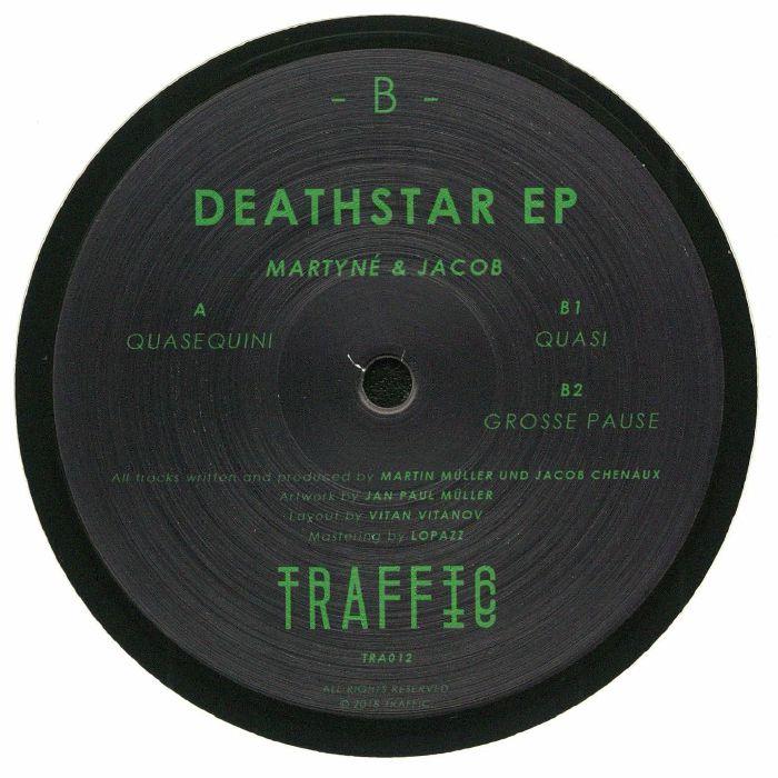 MARTYNE/JACOB - Deathstar EP