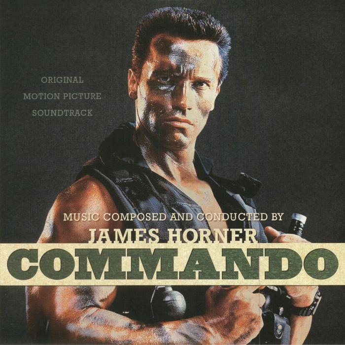 HORNER, James - Commando (Soundtrack)