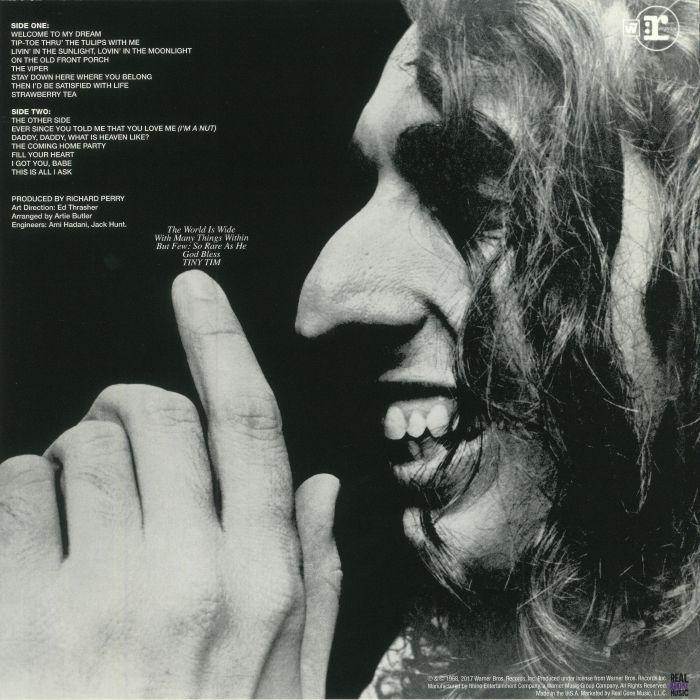 TINY TIM - God Bless Tiny Tim: 50th Anniversary Edition