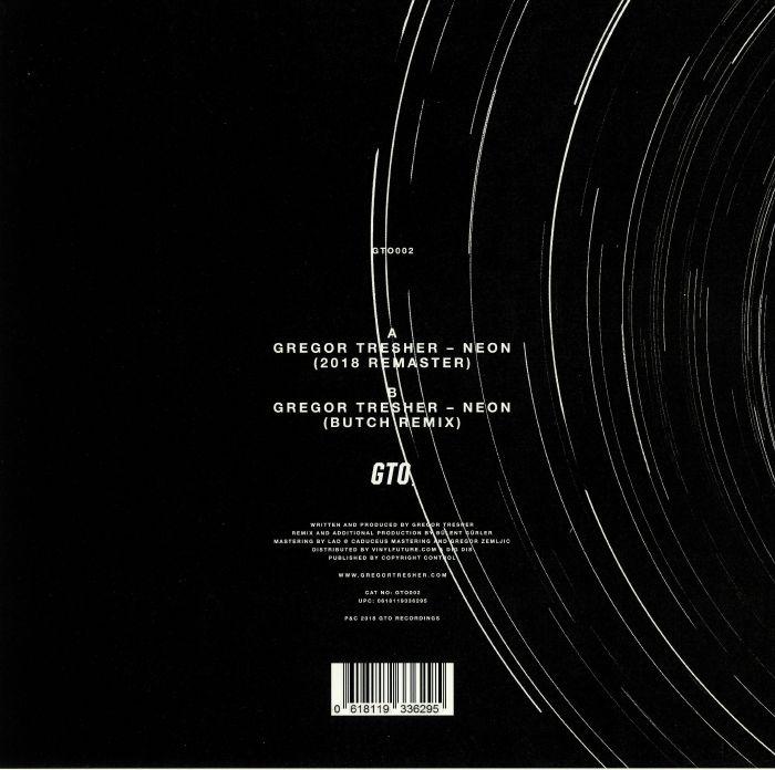 TRESHER, Gregor - Neon (remaster)